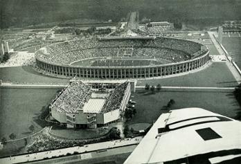 Die Olympischen Spiele 1936 Enzyklopadie Brockhaus De
